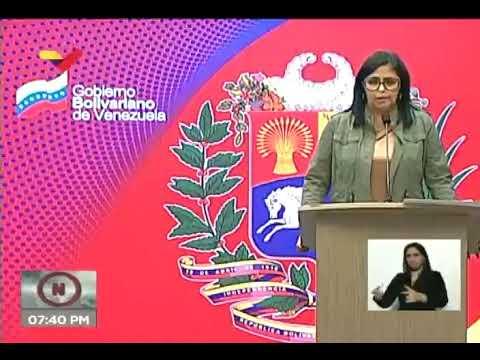 Reporte Coronavirus Venezuela, 08/06/2020: 96 casos, todos importados, informó Delcy Rodríguez
