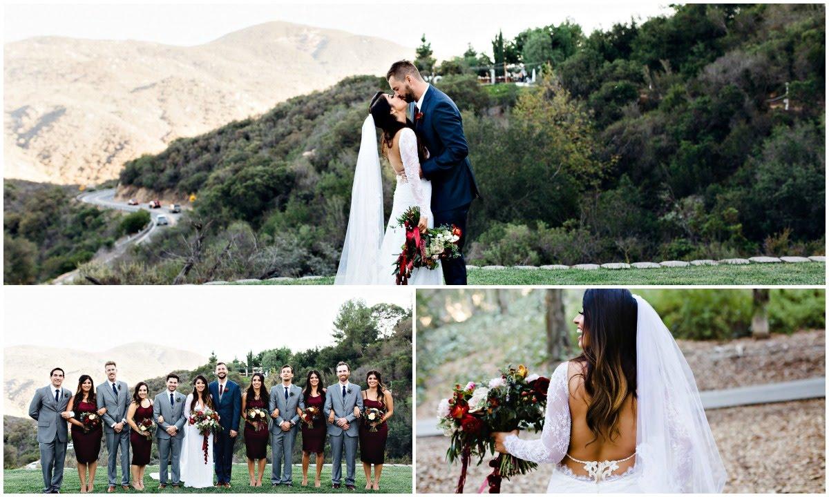 Wedding Photo Album! Rustic Outdoor Wedding: Arlyne