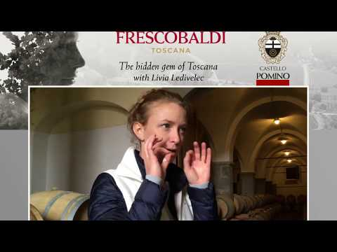 wine article Frescobaldi Castello Pomino