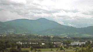 Bouřka a Lysá hora - Beskydy