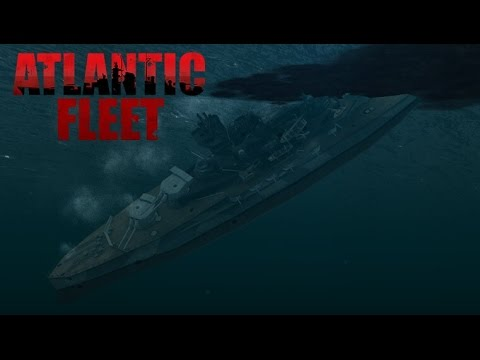 Game Review: Atlantic Fleet (Pacific Fleet sequel)