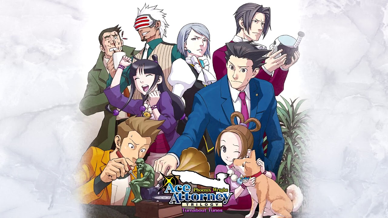 Trials and Tribulations - Ending - Phoenix Wright: Ace Attorney Trilogy - Turnabout Tunes