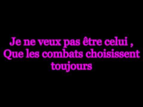Linkin Park - Breaking the habit traduction francais