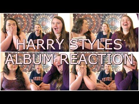 HARRY STYLES ALBUM | REACTION