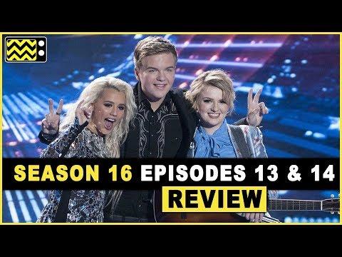 American Idol Season 16 Episodes 13 & 14 Review & Reaction | AfterBuzz TV