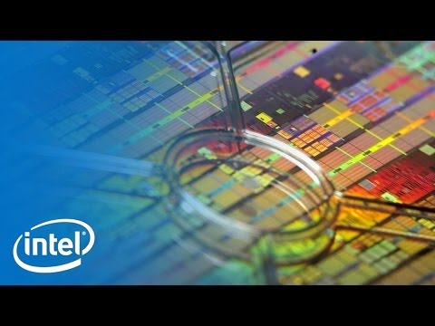 Silicon Manufacturing & The Perfect Wafer   Inside the Fab   Intel