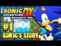 Sonic Adventure DX PC - (1080p) Part 1 - Sonic's Story