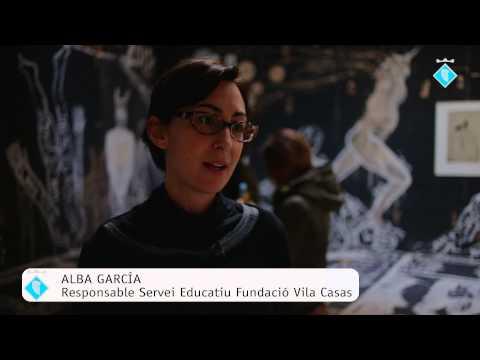 """Visita guiada a l'exposició """"Agustí Puig, 100 gravats de Roma"""""""