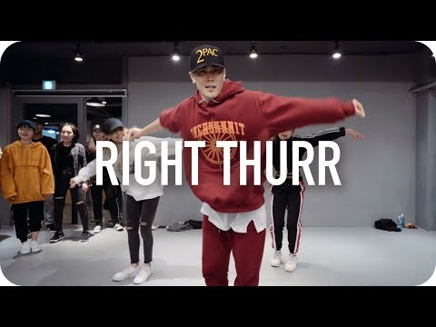 Right Thurr - Chingy / Austin Pak Choreography