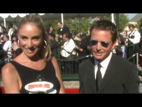 Michael J. Fox & Tracy Pollan @ The Creative Arts Emmy Awards 82600