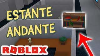 I TURNED a BOOKCASE ANDANTE-BLOX HUNT on ROBLOX