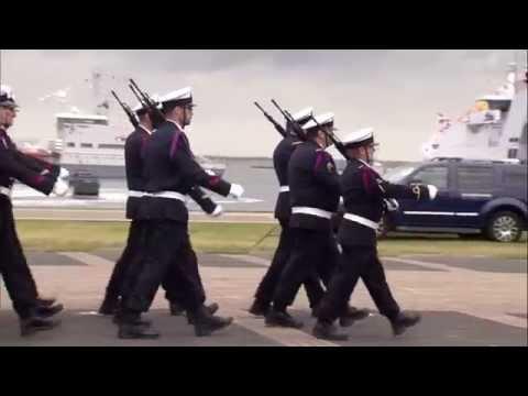 Commando-overdracht Koninklijke Marine