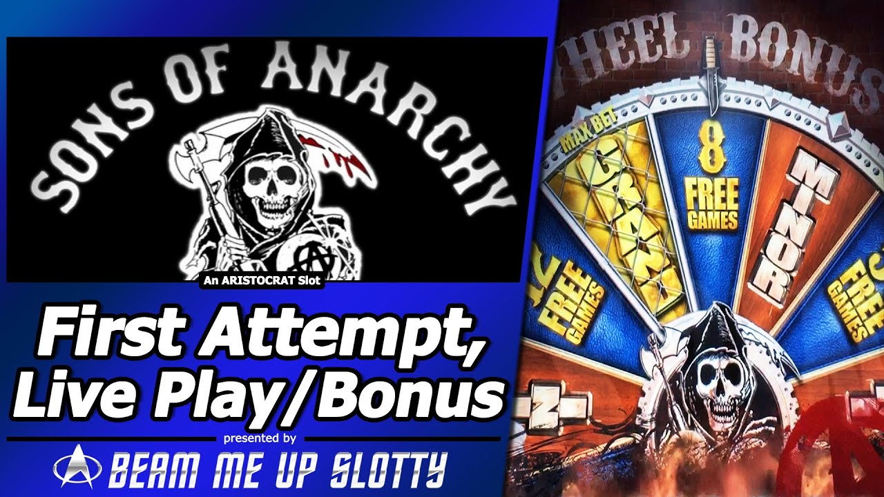 Slot machine sons of anarchy