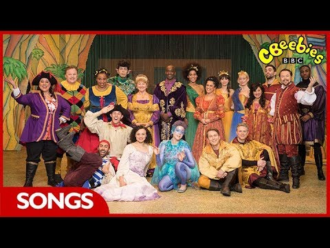 CBeebies Songs | The Tempest Song Compilation