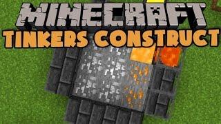 [Обзор]Tinker's construct для Minecraft 1.10.2 ч.1