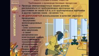 Курс пожарно-технического минимума