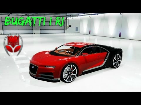 GTA 5 SHQIP - Bugatti i Ri !! - SHQIPGaming