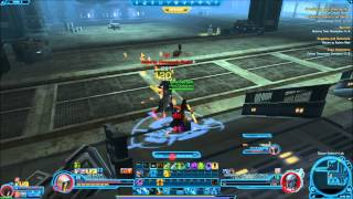 SWTOR JK Taris Class Quest - Catching Up with Watcher One