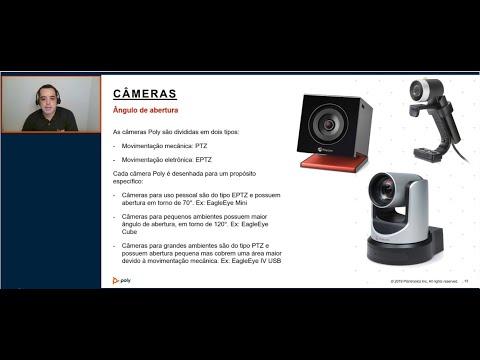 Treinamento de Soluções de Vídeo Nível 2  Parte 1 de 2