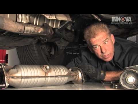 How To Change Catalytic Converter 2000 Honda Civic