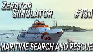 ZeratoR Simulator #13.1 : Découverte de Ship Simulator: Maritime Search and Rescue