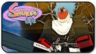 Roblox Shinobi Life-Black Lightning Kekkei Genkai Updated