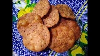 Crispy Papri Recipe |  Papri Recipe | Jairy
