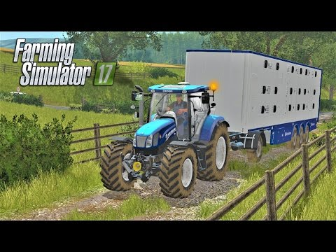 Farming Simulator 2017 | Drumard Farm | Episode 3