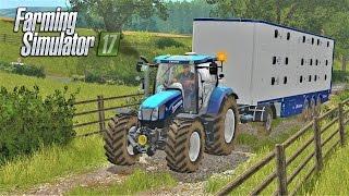 Farming Simulator 2017 | Drumard Farm | Episode 3