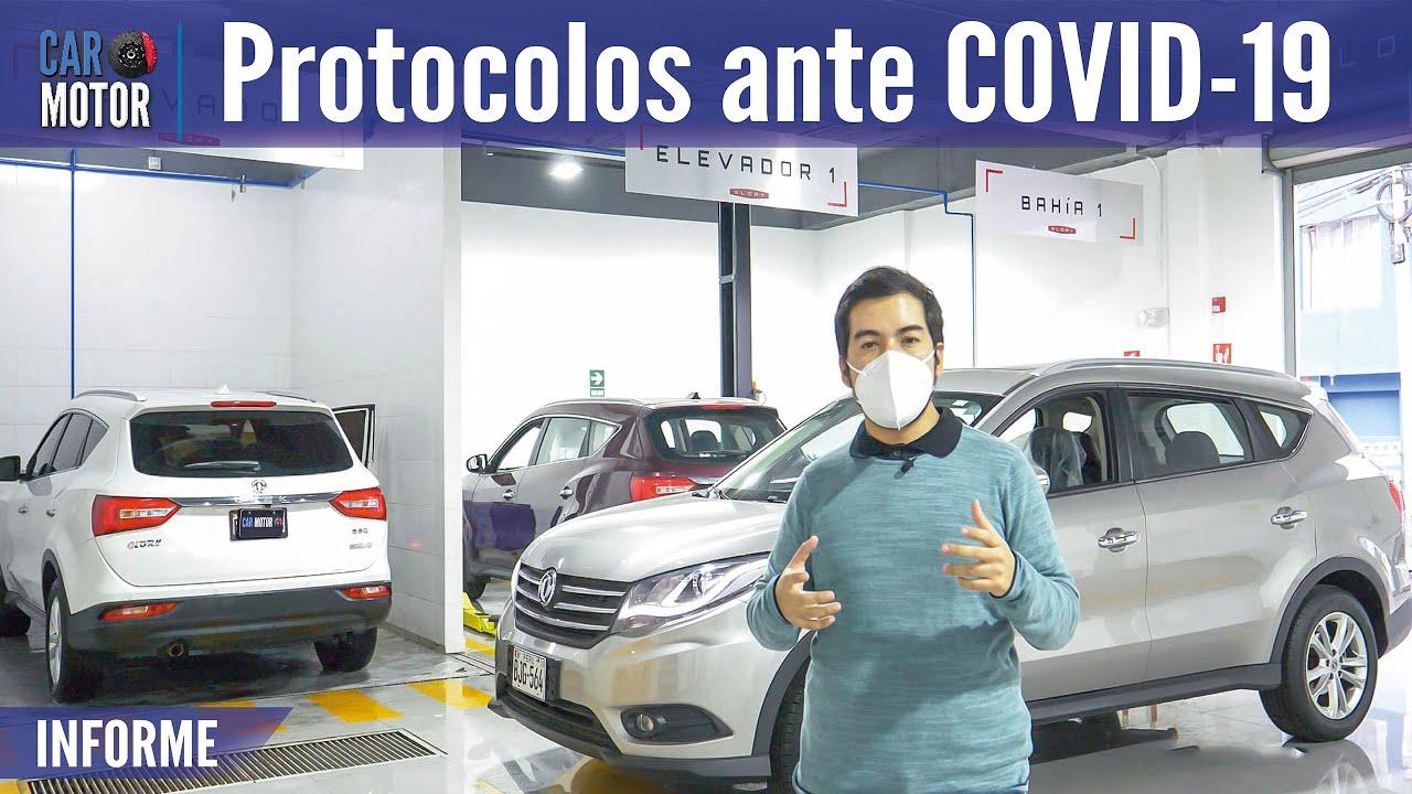Protocolos de Higiene ante COVID-19 en DFSK 🚗  Informe Car Motor