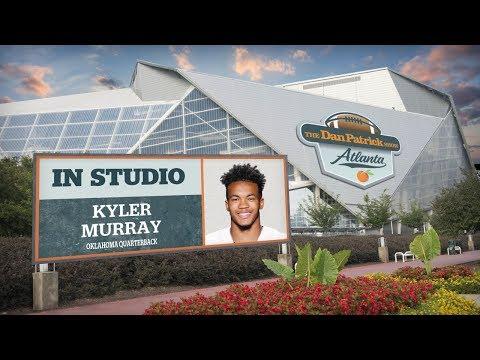 Kyler Murray Talks (Sorta) Baseball vs Football & More w/Dan Patrick | Full Interview | 2/1/19