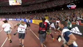 Usain Bolt Final 100m 9.79 World Championships Beijing 2015
