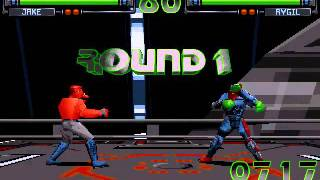PC Longplay [162] FX Fighter