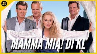 Mama Mia Theater Musical Istana Budaya Malaysia Song