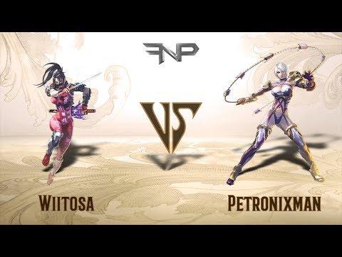 Wiitosa (Taki) VS Petronixman (Ivy) - FNP (25.10.2019)