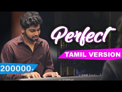 Ed Sheeran - Perfect (Tamil Version) | Joshua Aaron | (ft.Svara)