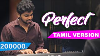 Download Lagu Ed Sheeran - Perfect (Tamil Version) | Joshua Aaron | (ft.Svara) Mp3