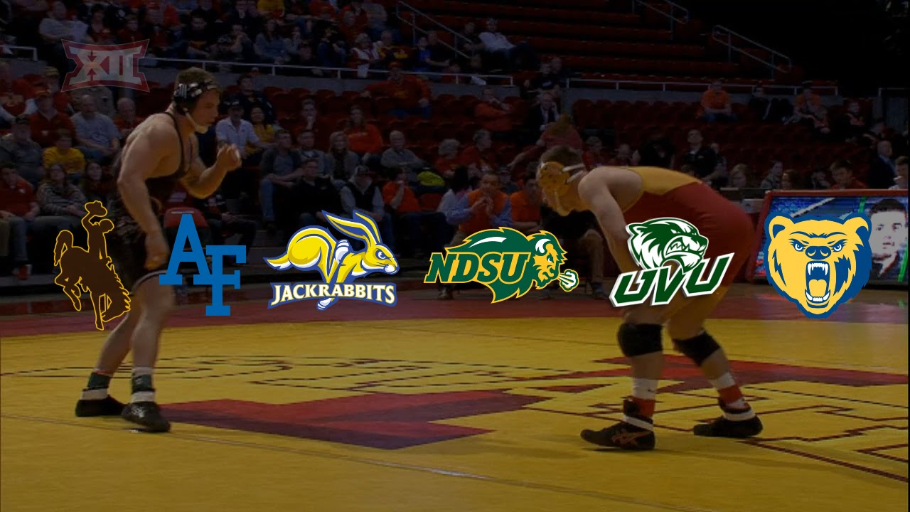Big 12 Conference Adds Four New Members