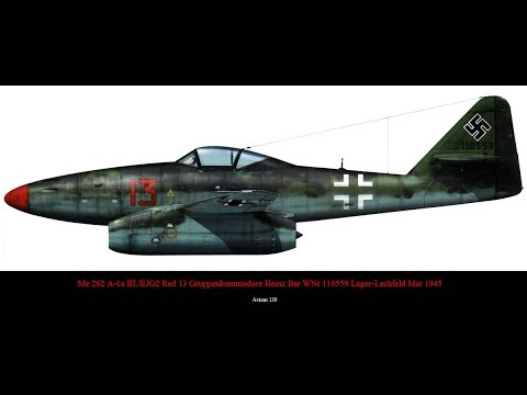 Heinz Bar ME 262 ACE Campaign Episode 1