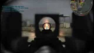 Battlefield 2 : Special Forces Gameplay Video