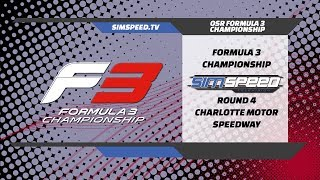 Oceanic F3 Championship | Round 4 | Charlotte Motor Speedway - Roval