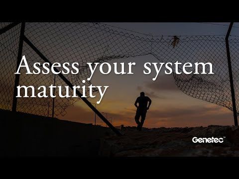 Assess your system maturity today