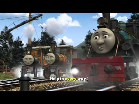 Thomas & Friends Misty Island Rescue Karaoke