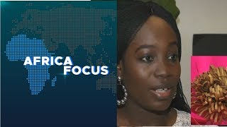 Nigerian woman turning waste papers into treasure   Africa Focus thumbnail
