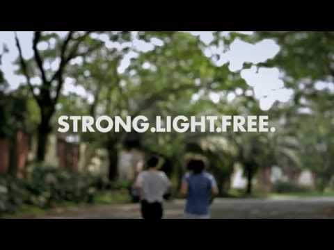 BE STRONG, BE LIGHT, BE FREE (Nike Running Shoes Ads) by BLACK CLOUD Production