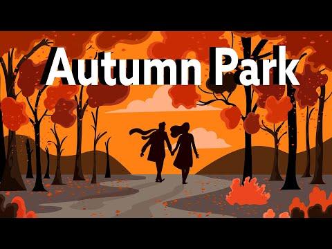 Jazzy Beats 🍂 Autumn Park - Lofi Hip Hop Jazz Music to Relax, Study, Work and Chill
