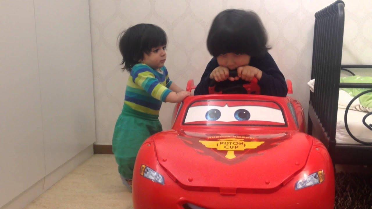 سيارات اطفال كبيرة كارز اطفال يلعبون Cars 2 Mcqueen Youtube