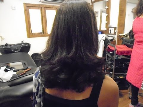 style cut for long hair college haircut part 4 layers 8148 | hqdefault