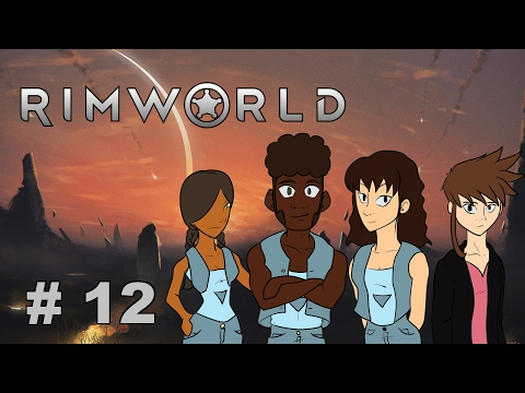 Rimworld [a16] with mods Part 12 - Psychology and Sexuality
