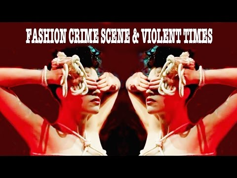 Fashion Crimes & Violent Times - The Thing About...Art & Artists - Melanie Pullen